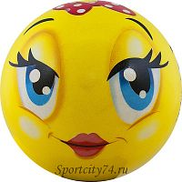 Мяч детский Funny Faces DS-PP 203