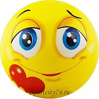 Мяч детский Funny Faces DS-PP 207